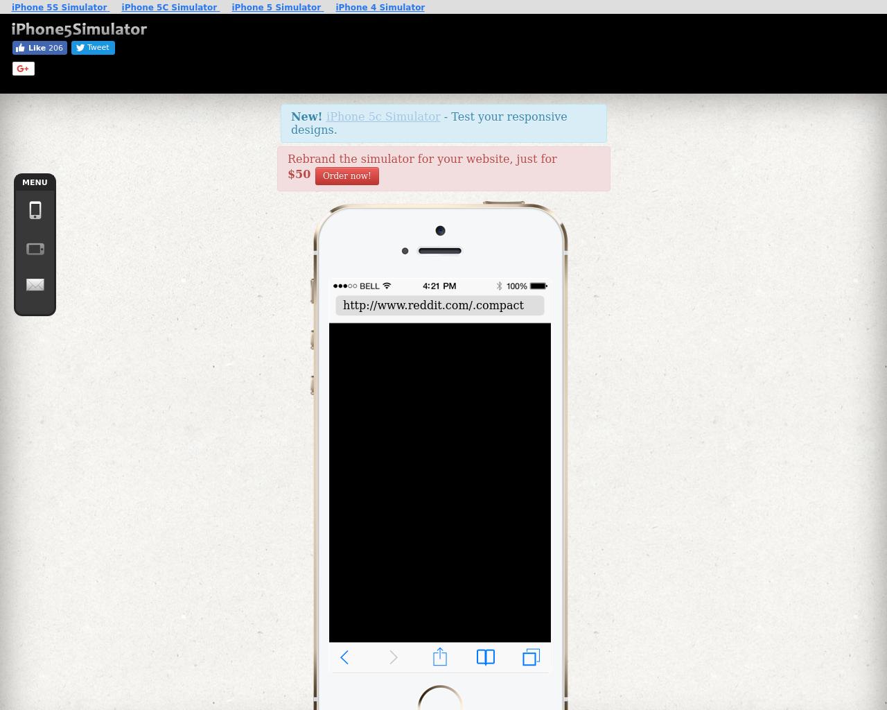 IPhone-5-Simulator-Advertising-Reviews-Pricing