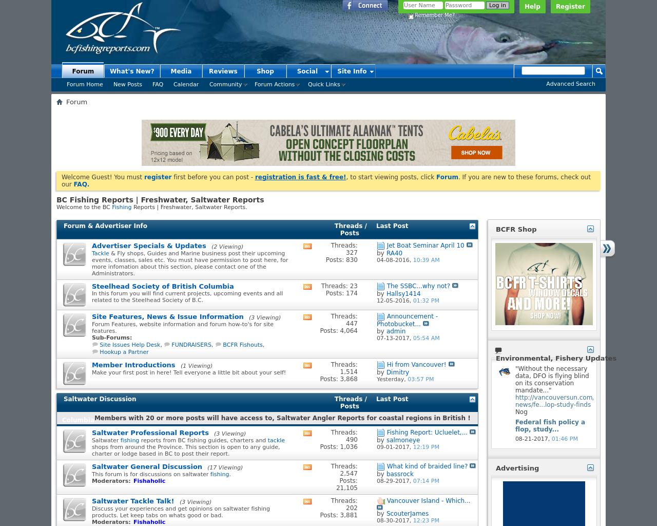 bcfishingreports.com-Advertising-Reviews-Pricing