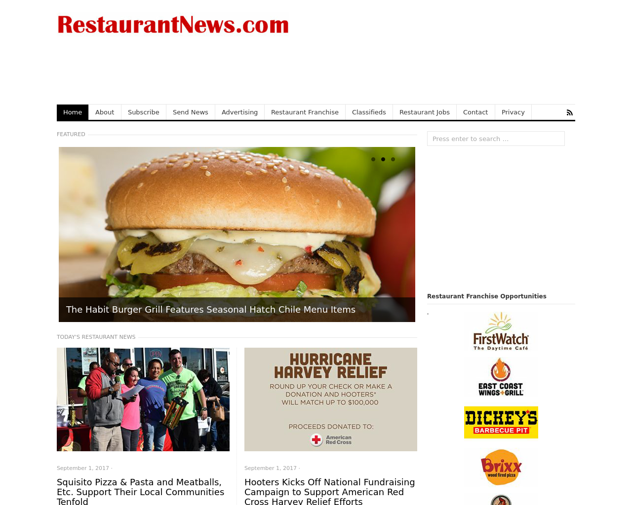 Restaurant-News-Advertising-Reviews-Pricing