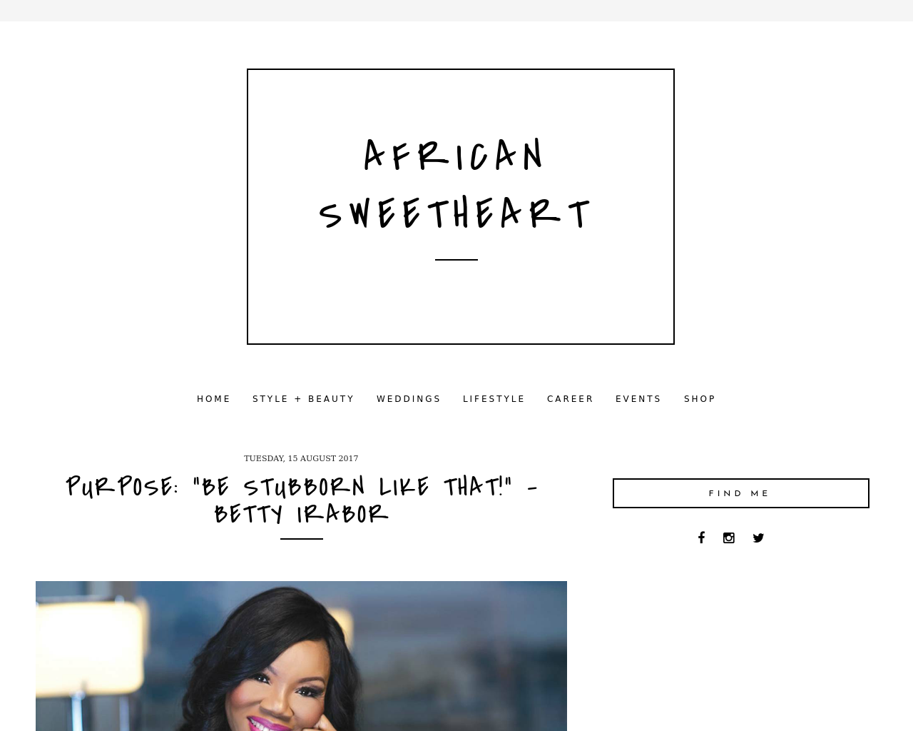 African-Sweetheart-Advertising-Reviews-Pricing