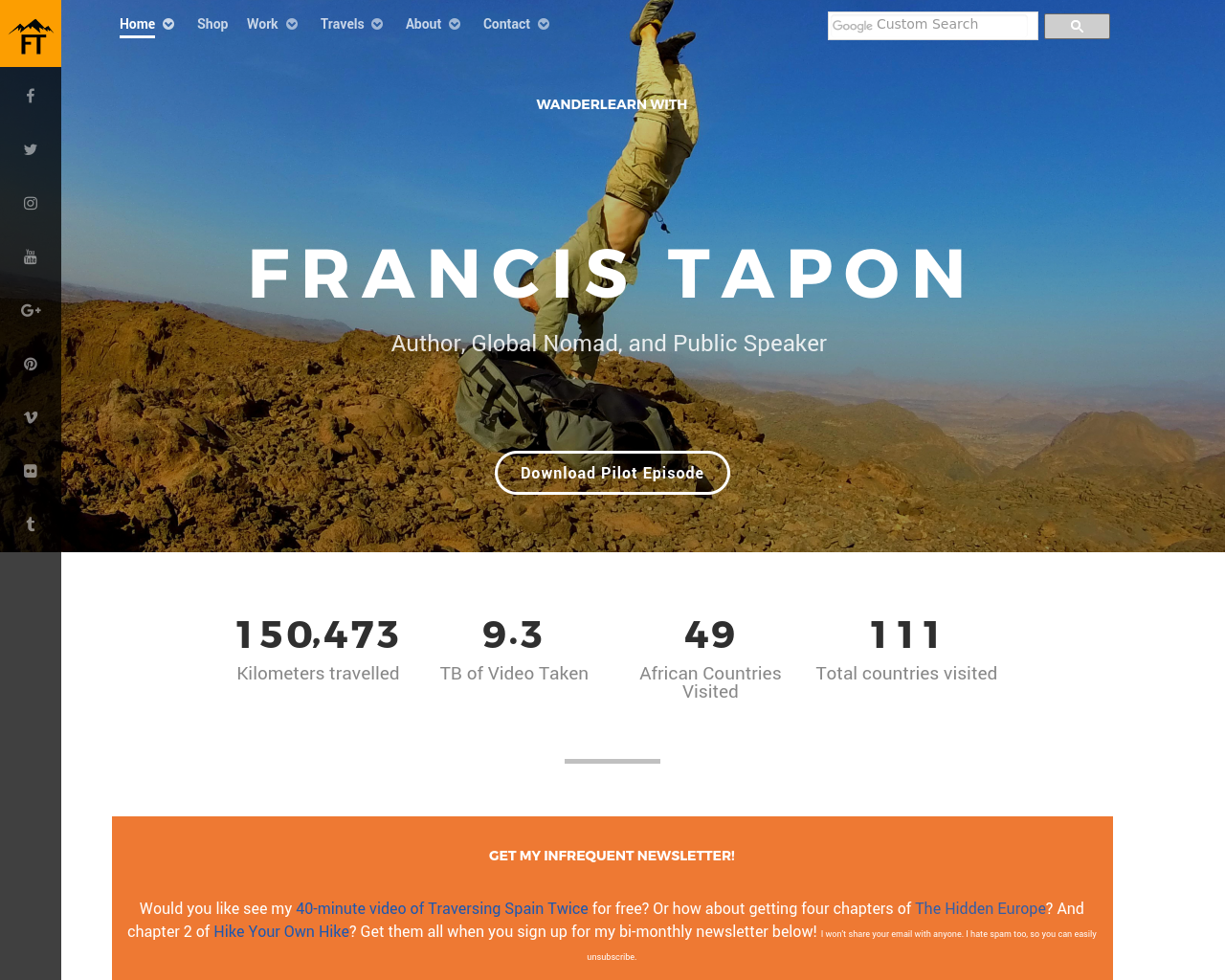 Francis-Tapon-Advertising-Reviews-Pricing