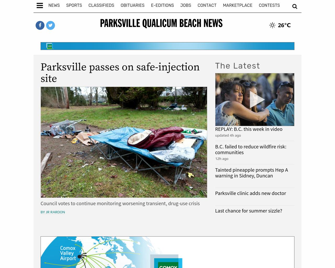Parksville-Qualicum-News-Advertising-Reviews-Pricing