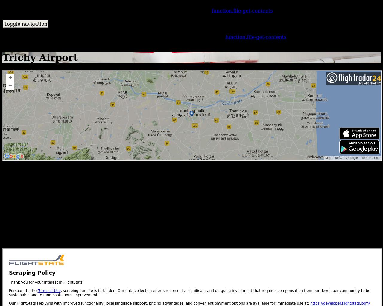 Trichyairport.com-Advertising-Reviews-Pricing