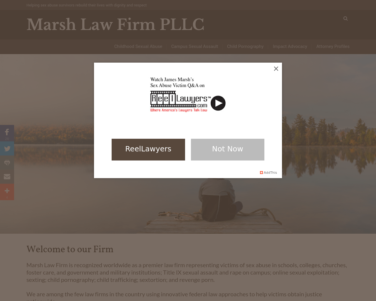 Marsh-Law-Firm's-ChildLaw-Blog-Advertising-Reviews-Pricing