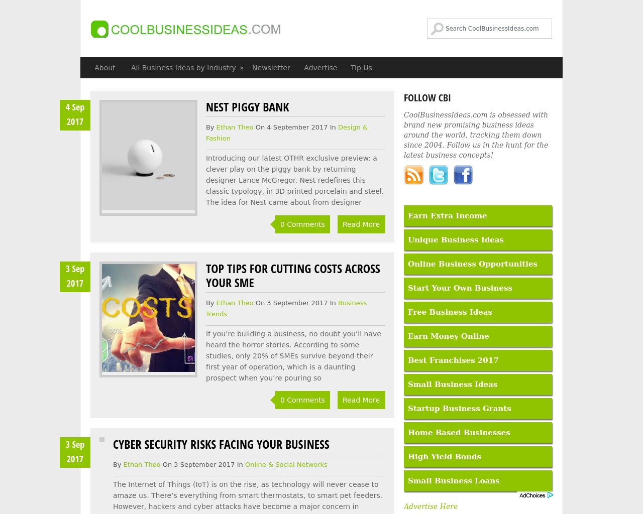 Cool-Business-Ideas-Advertising-Reviews-Pricing