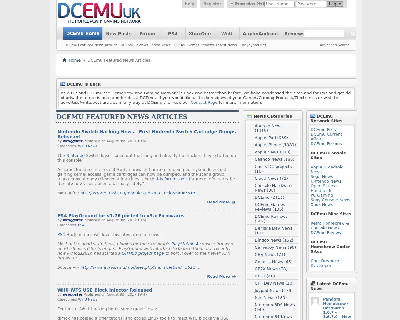 Dcemu.com-Advertising-Reviews-Pricing