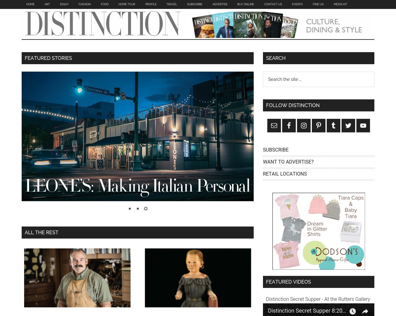 DISTINCTION-Advertising-Reviews-Pricing