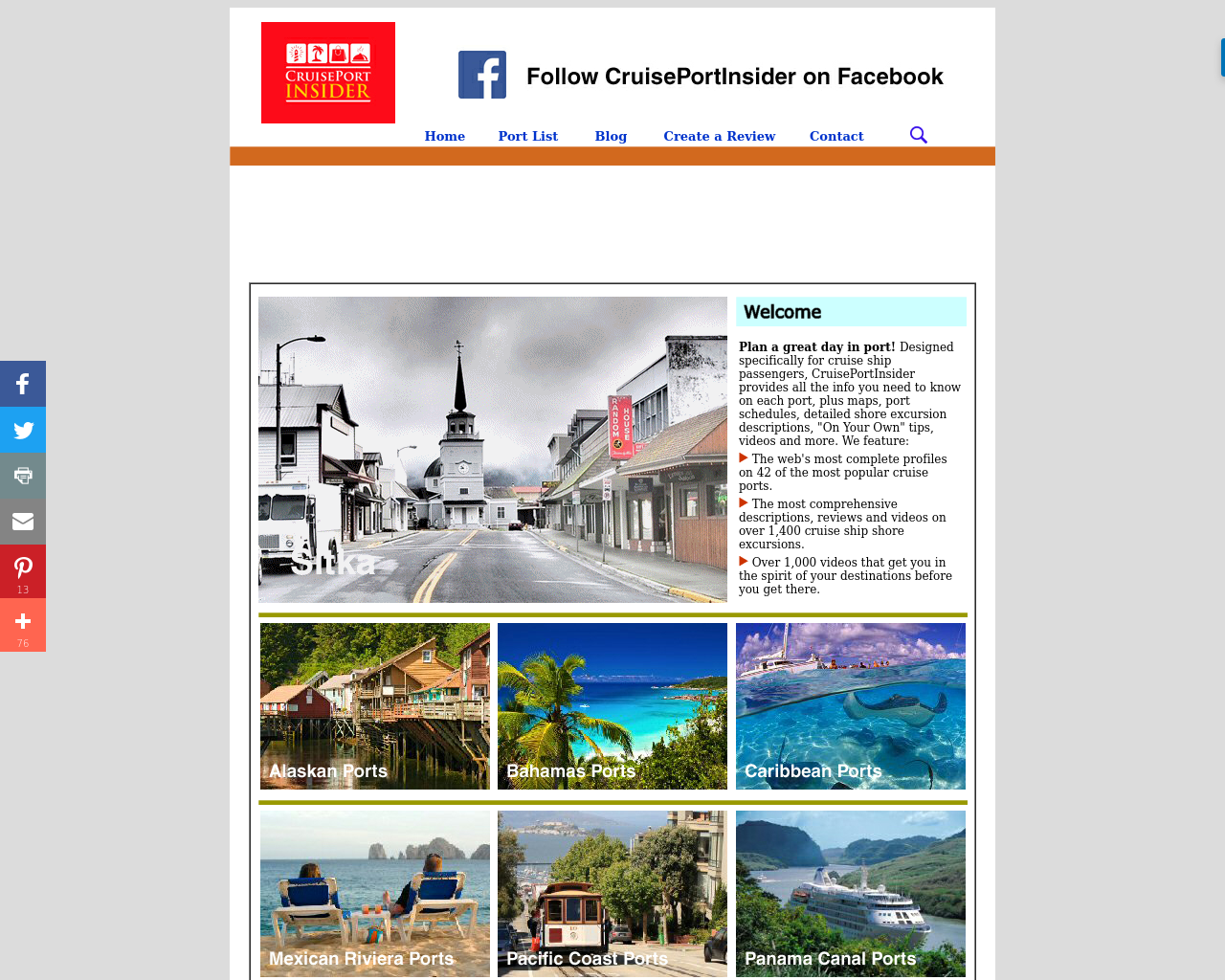 CruisePortInsider.com-Advertising-Reviews-Pricing