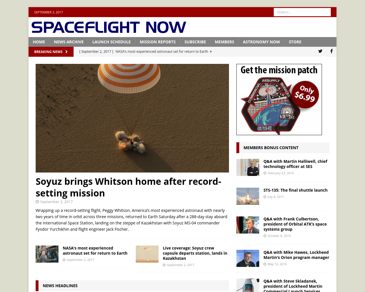 Spaceflight-Now-Advertising-Reviews-Pricing