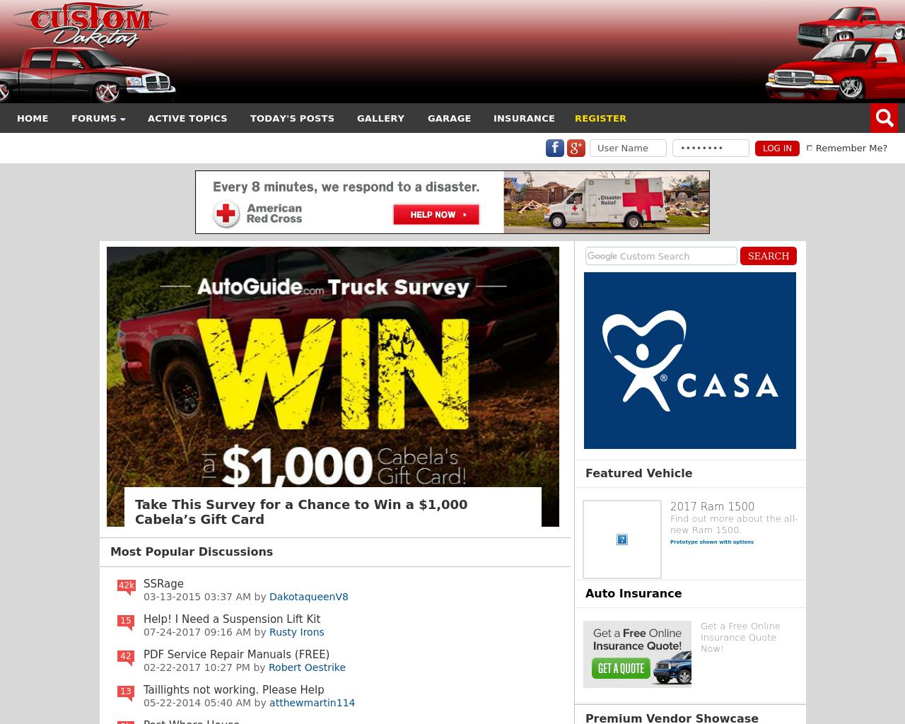 Dodge-Dakota-Forum-Advertising-Reviews-Pricing