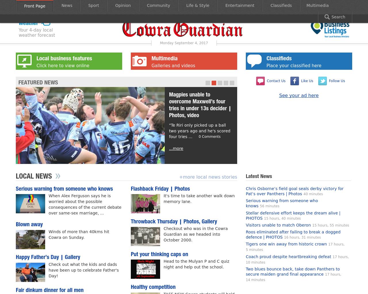 Cowra-Guardian-Advertising-Reviews-Pricing