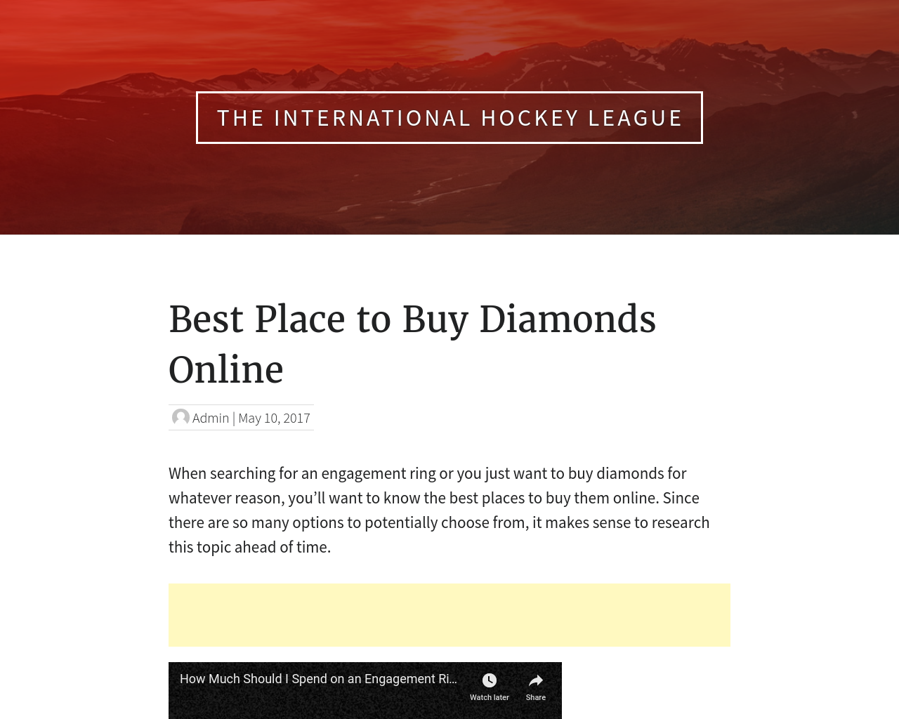 ihl-hockey.com-Advertising-Reviews-Pricing