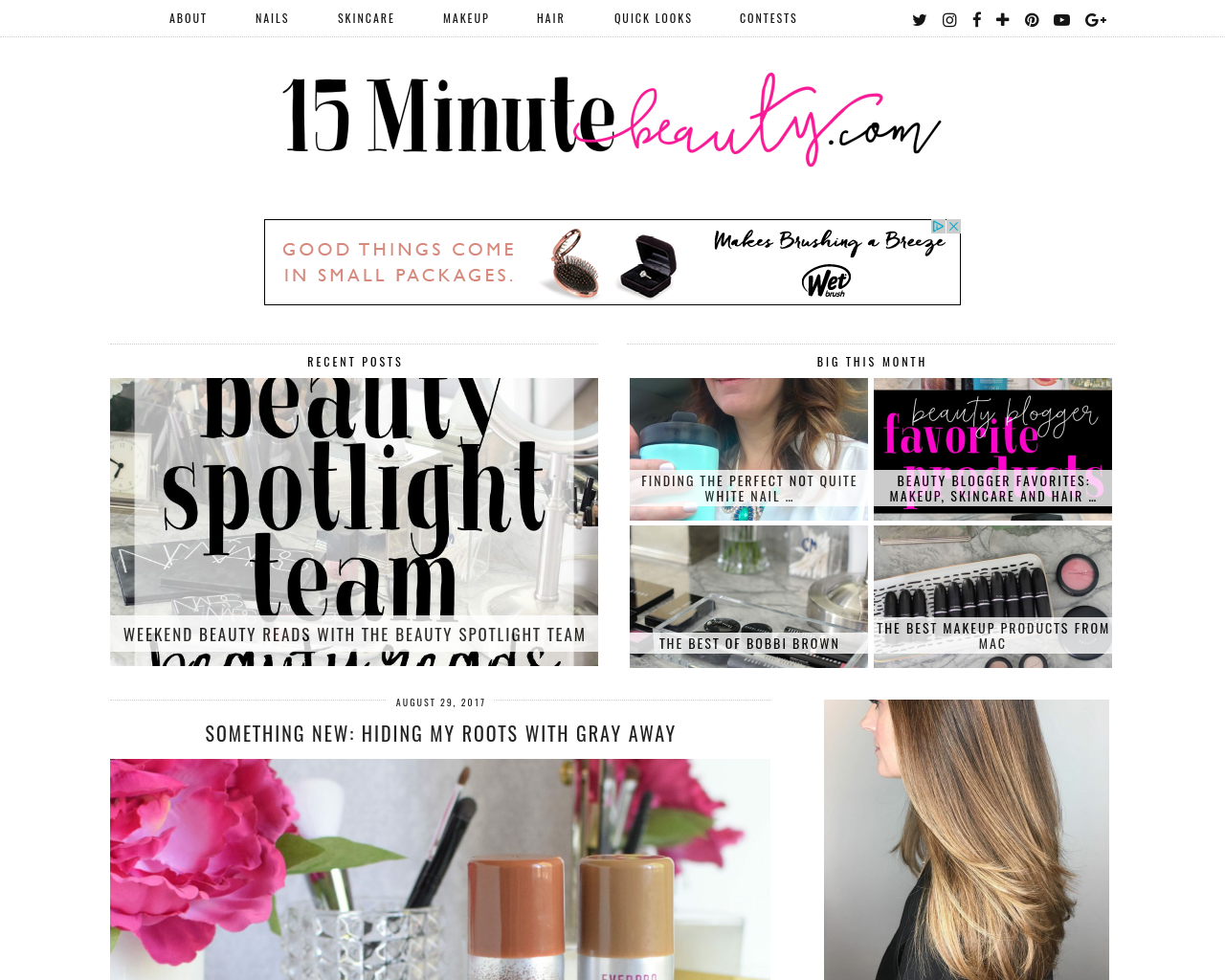 Fifteen-minute-beauty-Advertising-Reviews-Pricing