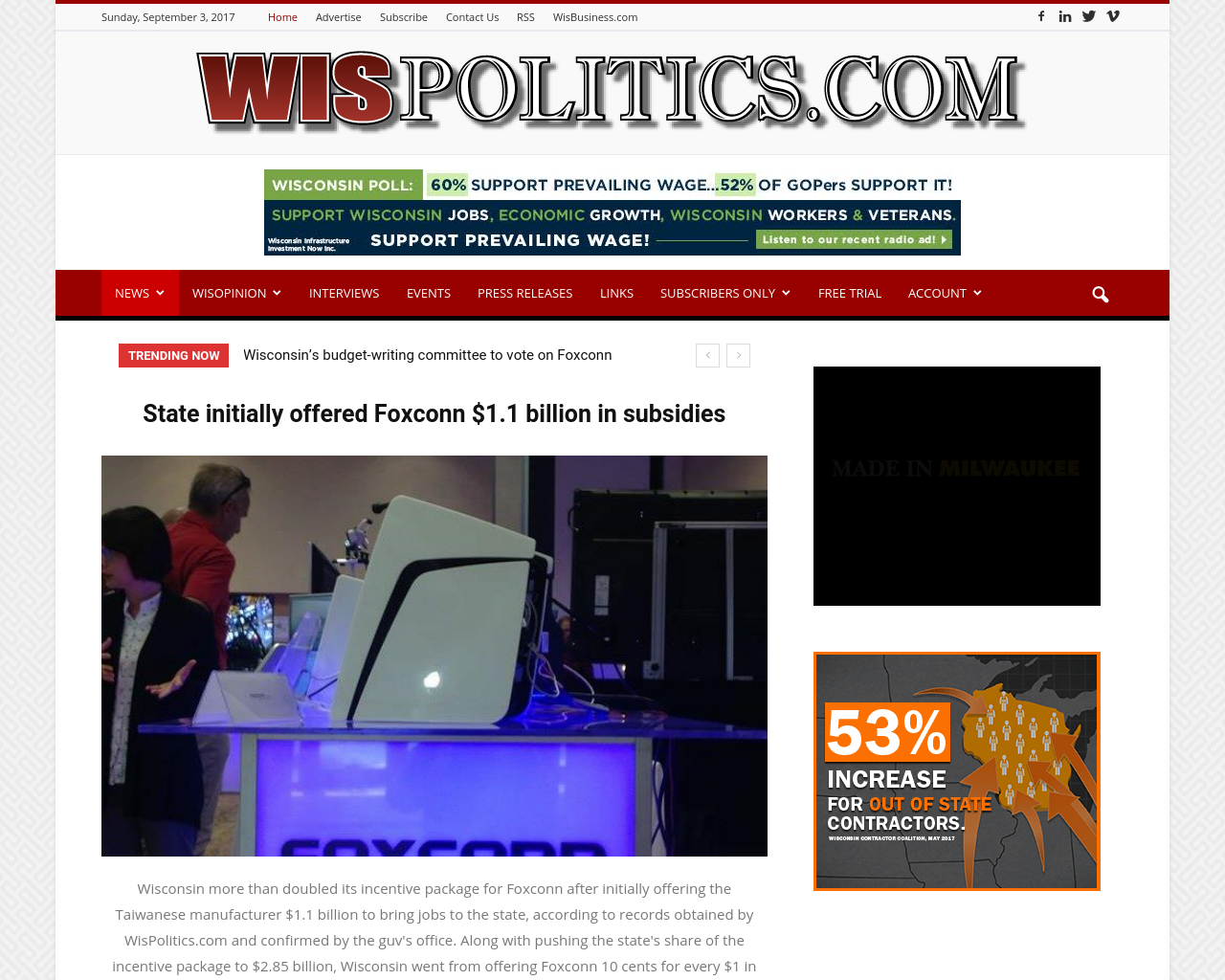 WisPolitics.com-Advertising-Reviews-Pricing