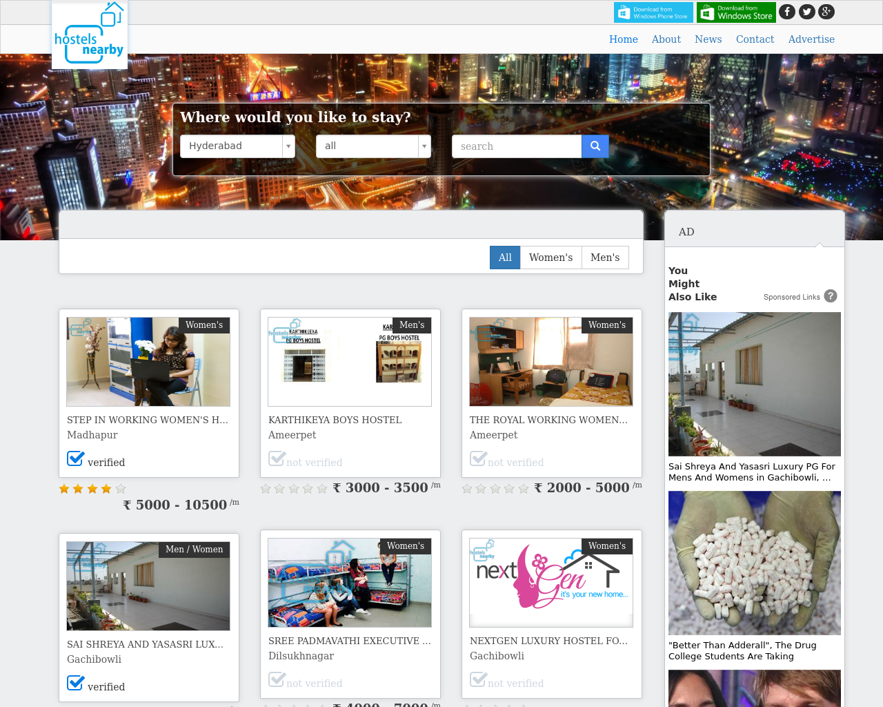 Hostels-Nearby-Advertising-Reviews-Pricing