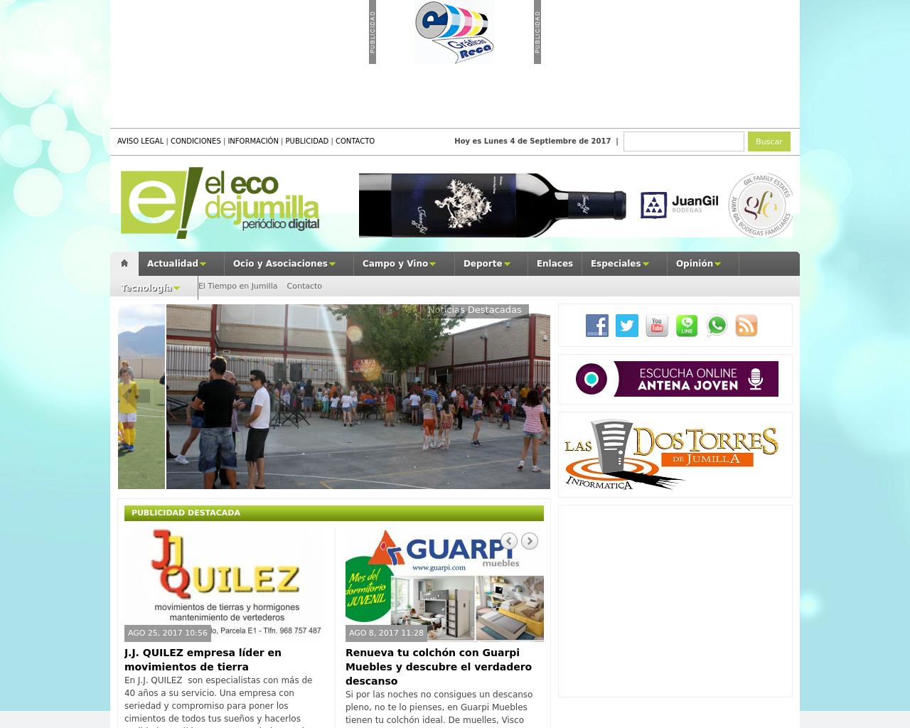 El-Eco-De-Jumilla-Advertising-Reviews-Pricing