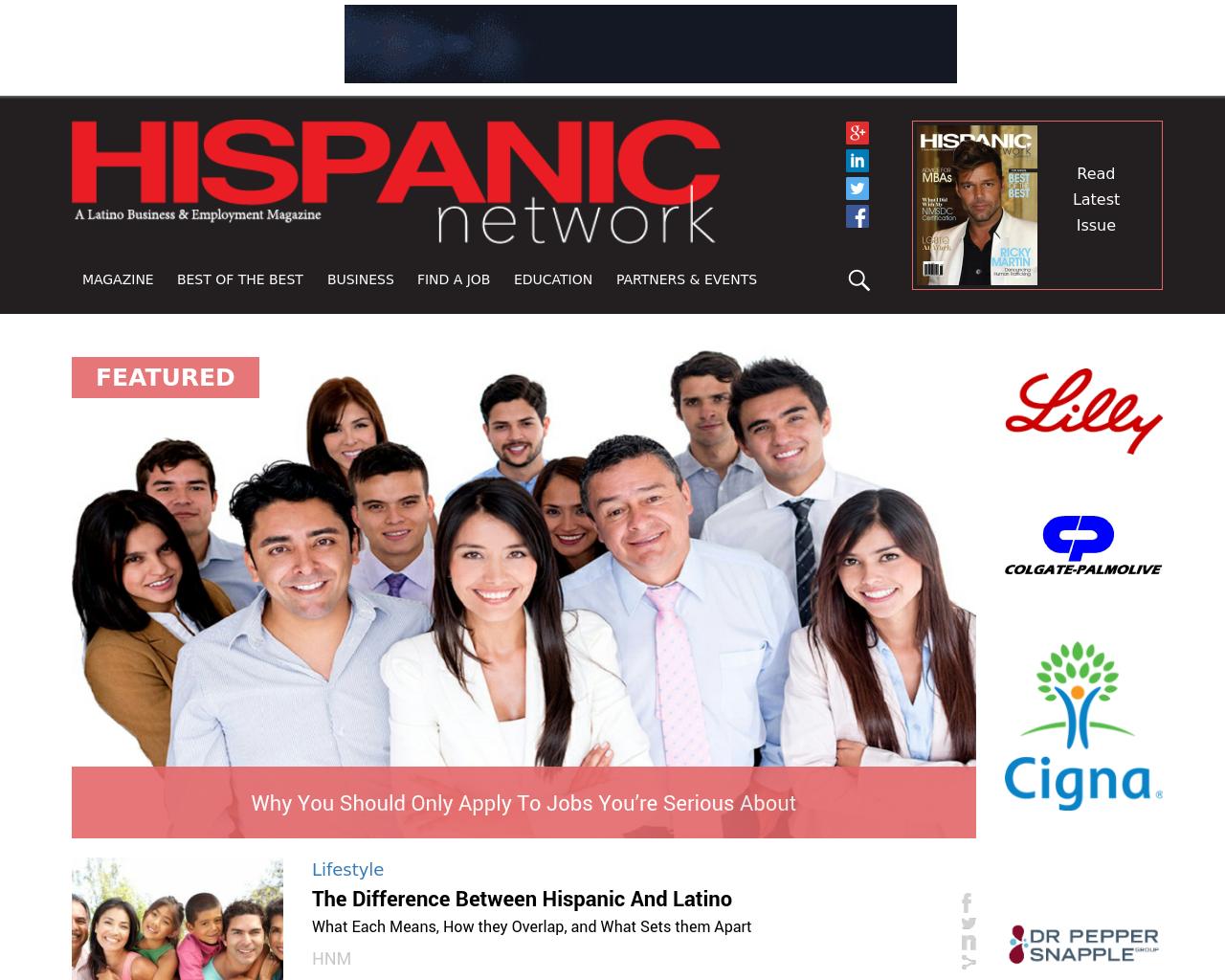 Hispanic-Network-Magazine-Advertising-Reviews-Pricing