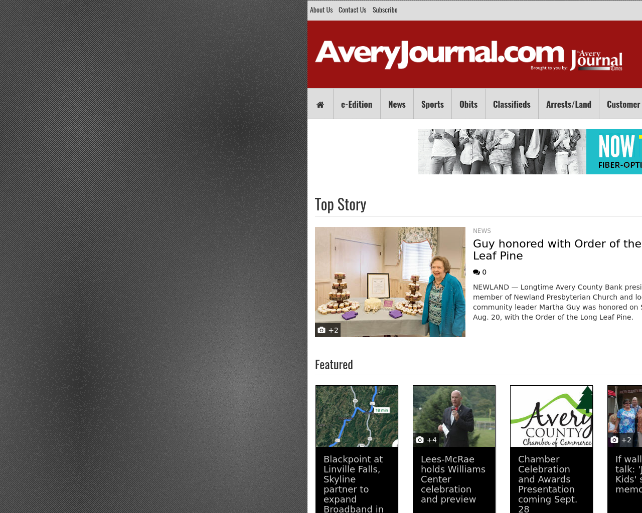 AveryJournal.com-(The-Avery-Journal-Times)-Advertising-Reviews-Pricing
