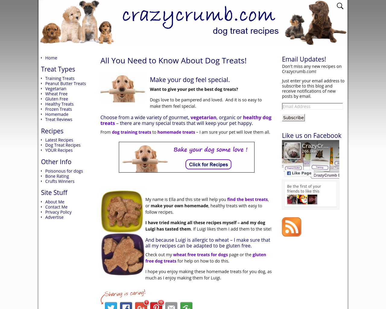 Crazycrumb.com-Advertising-Reviews-Pricing
