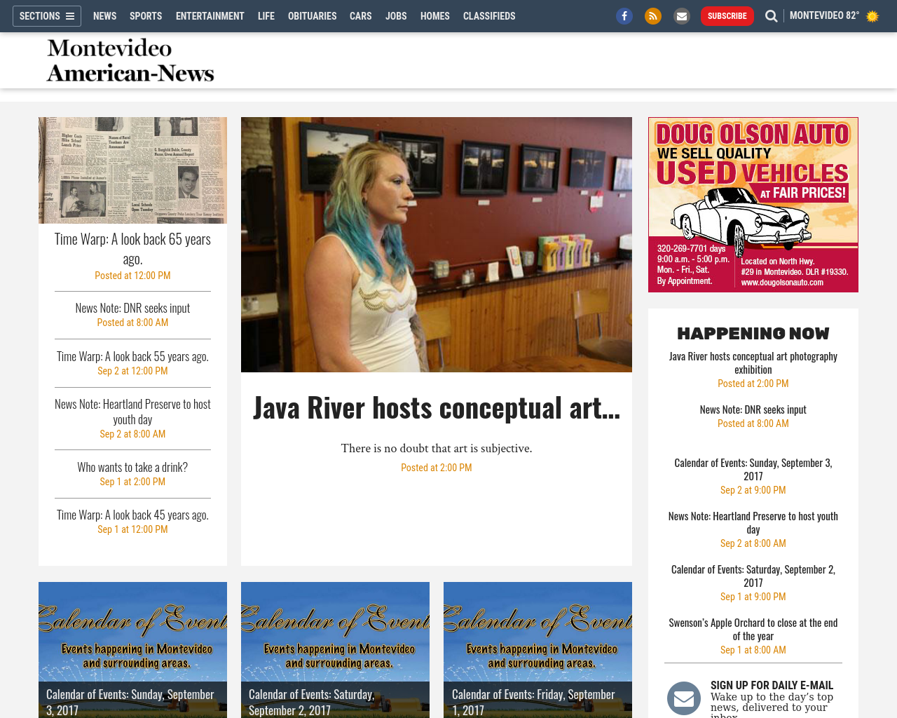 Montevideo-American-News-Advertising-Reviews-Pricing