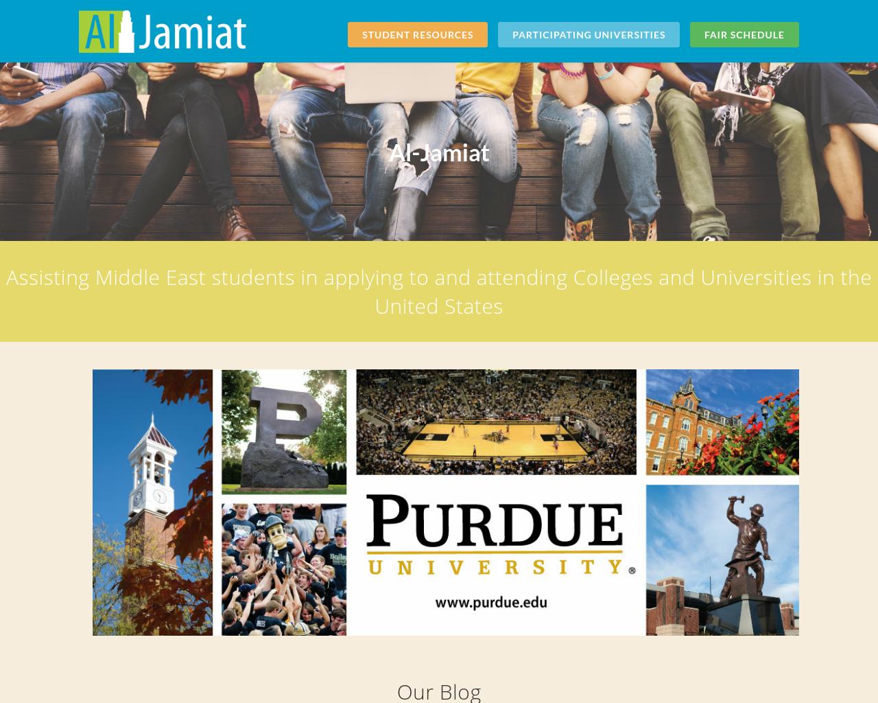Al-jamiat.com-Advertising-Reviews-Pricing