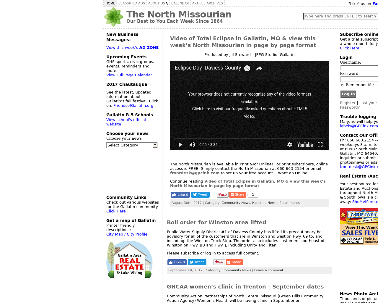 The-North-Missourian-Advertising-Reviews-Pricing