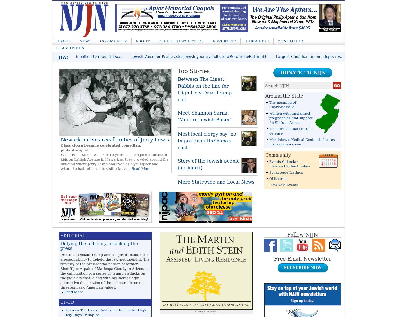 NJ-Jewish-News-Advertising-Reviews-Pricing