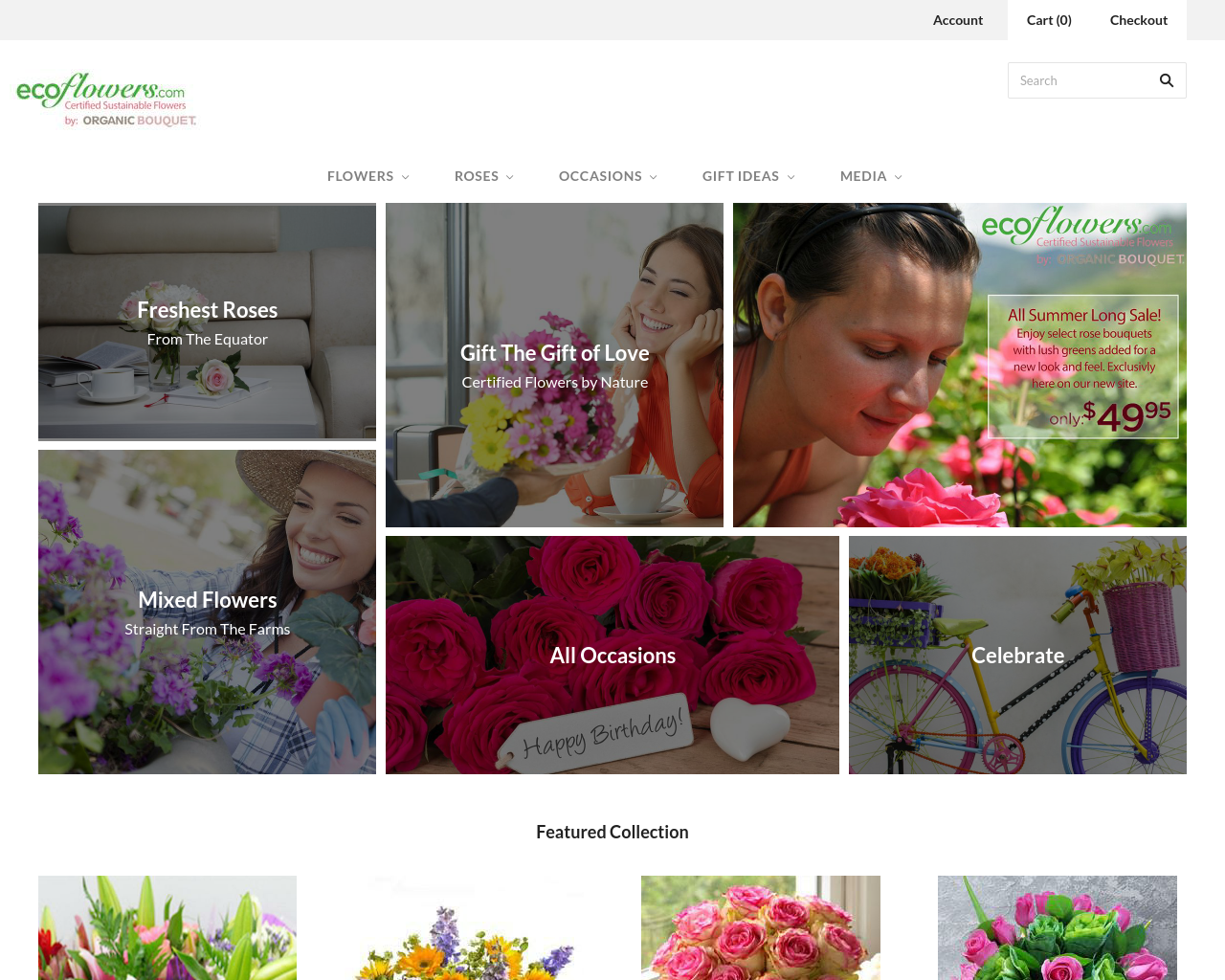Organic-Bouquet-Advertising-Reviews-Pricing