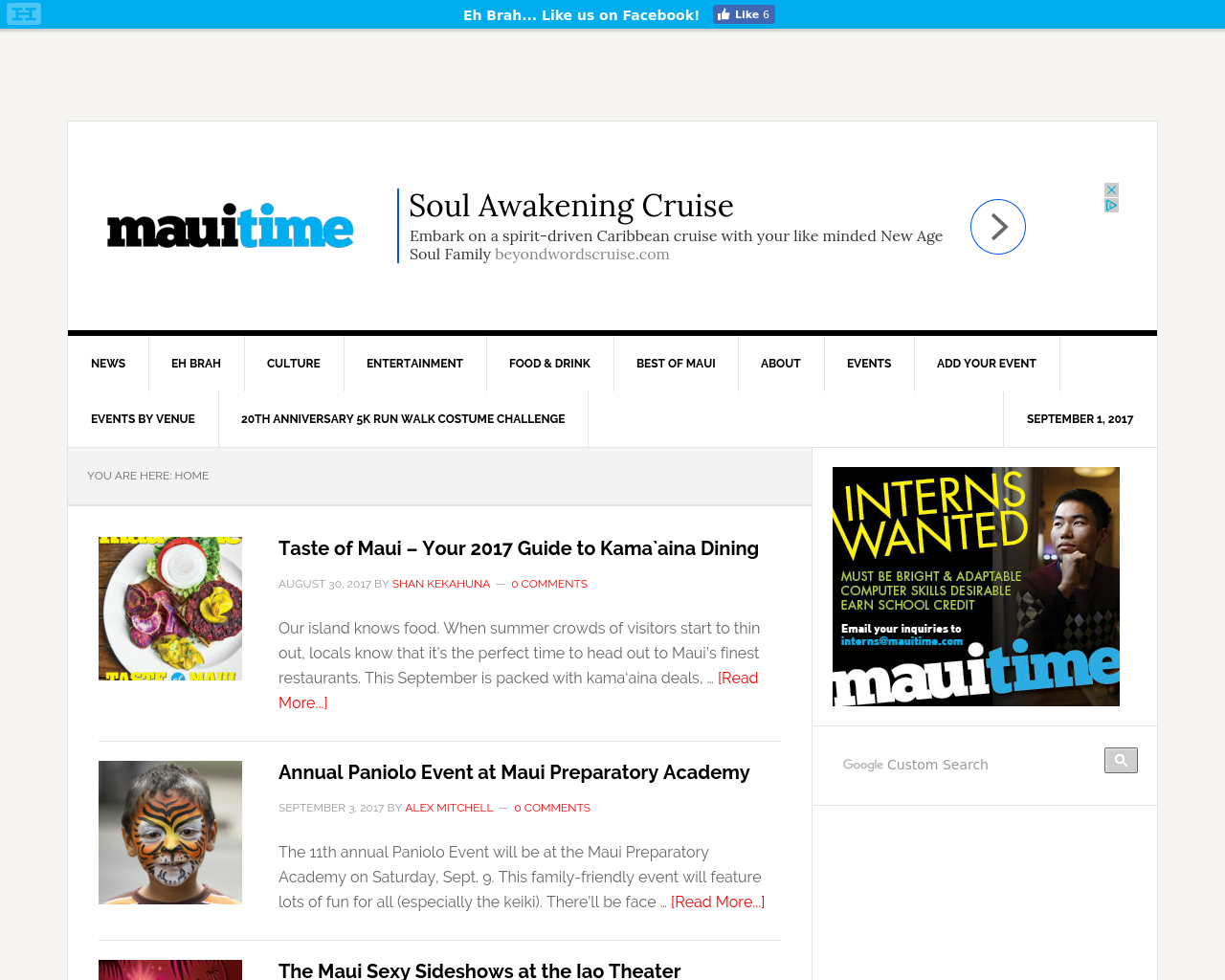 Maui-Time-Advertising-Reviews-Pricing