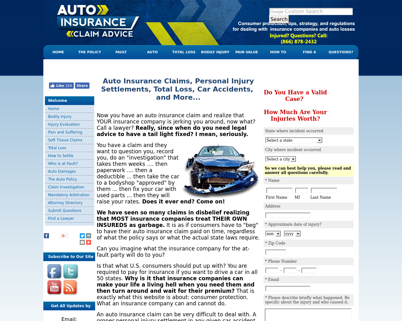 Auto-Insurance-Claims-Advice-Advertising-Reviews-Pricing