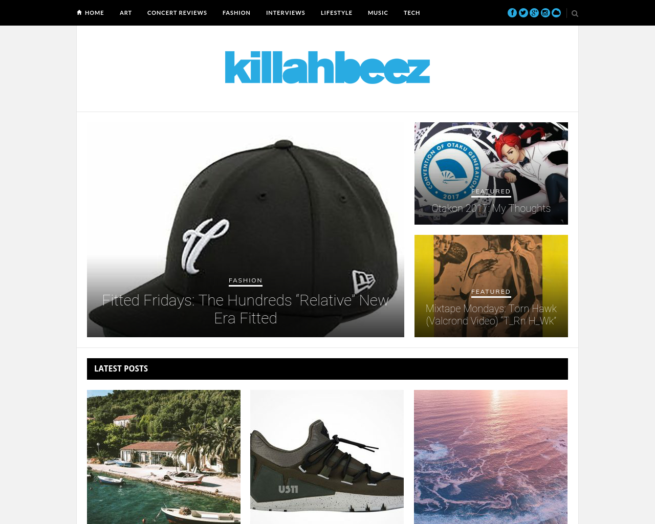 Killahbeez.com-Advertising-Reviews-Pricing