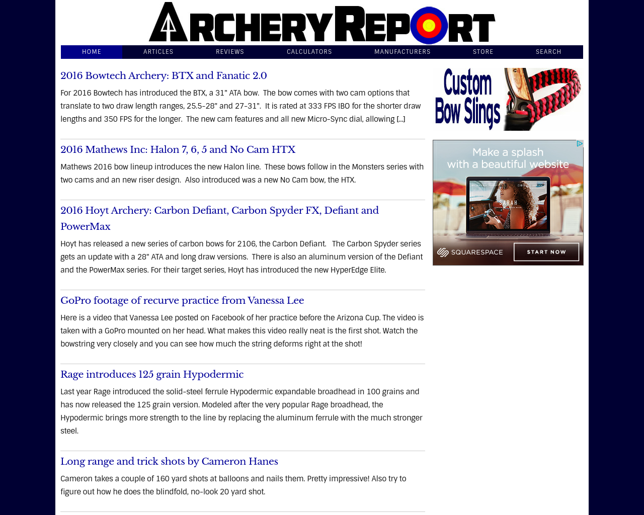 Archery-Report-Advertising-Reviews-Pricing