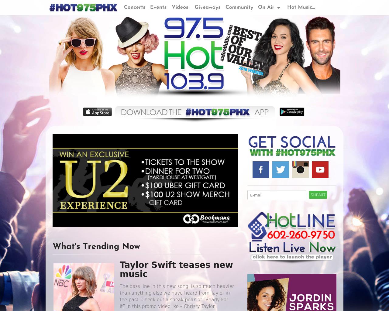 Hot-97.5/103.9-Trending-Radio-Advertising-Reviews-Pricing