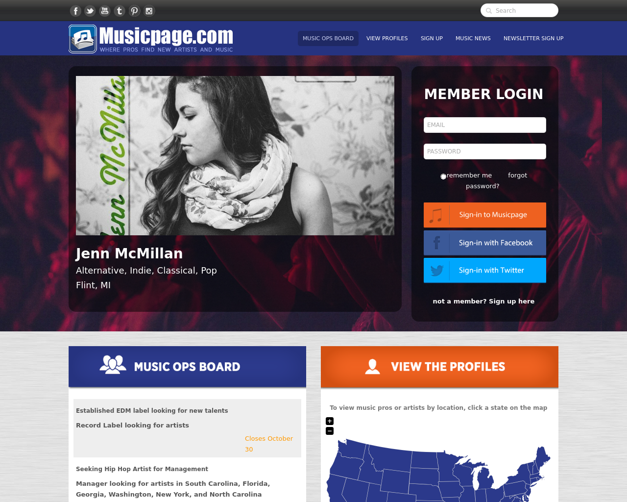Musicpage-Advertising-Reviews-Pricing
