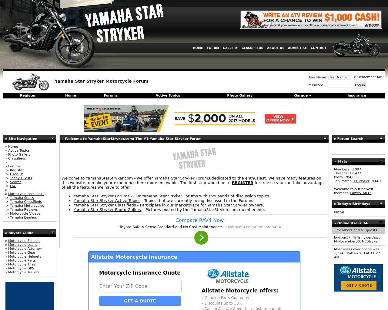 Yamaha-Star-Stryker-Motorcycle-Forum-Advertising-Reviews-Pricing
