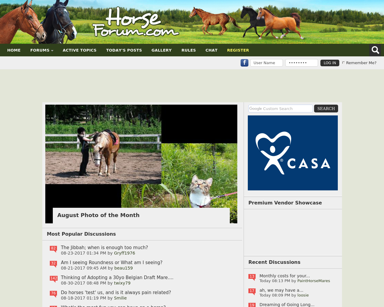 The-Horse-Forum-Advertising-Reviews-Pricing