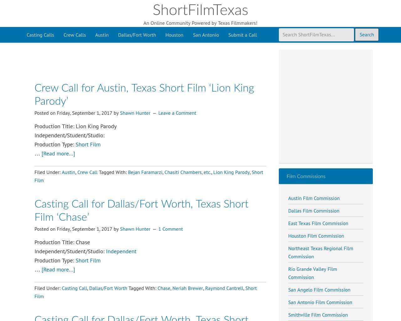 Shortfilmtexas.com-Advertising-Reviews-Pricing