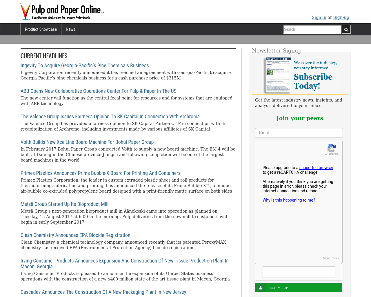 Pulp-and-Paper-Online-Advertising-Reviews-Pricing
