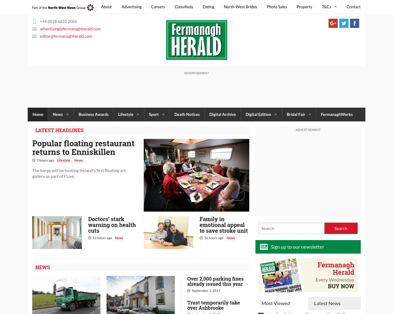Fermanagh-Herald-Advertising-Reviews-Pricing