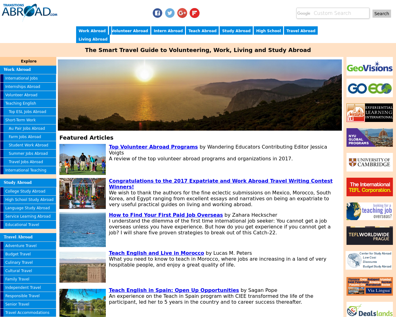 TransitionsAbroad-Advertising-Reviews-Pricing