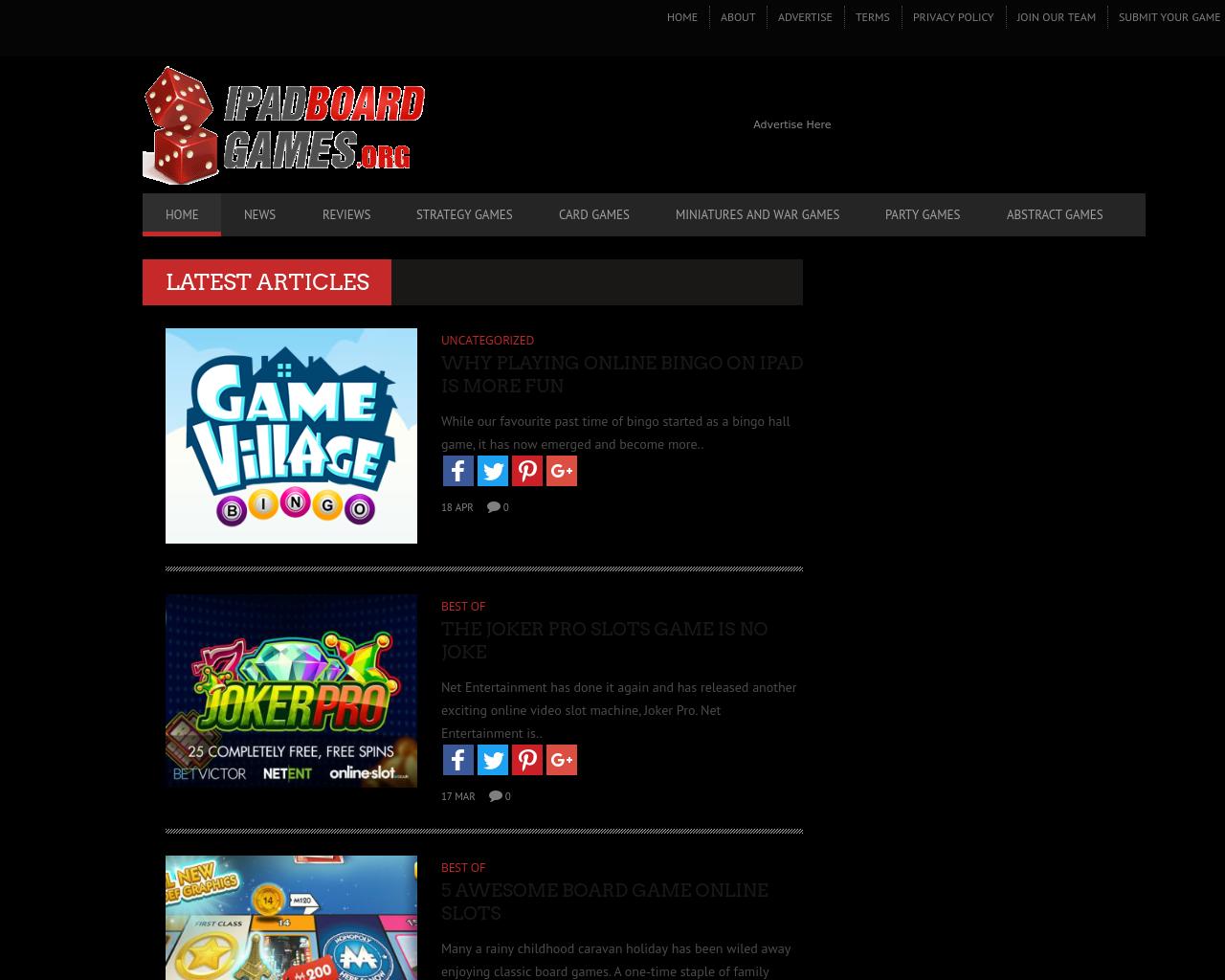 IPad-Board-Games-Advertising-Reviews-Pricing