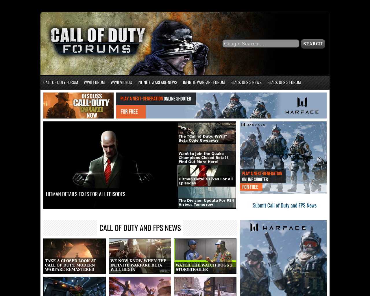Call-Of-Duty-Forums-Advertising-Reviews-Pricing