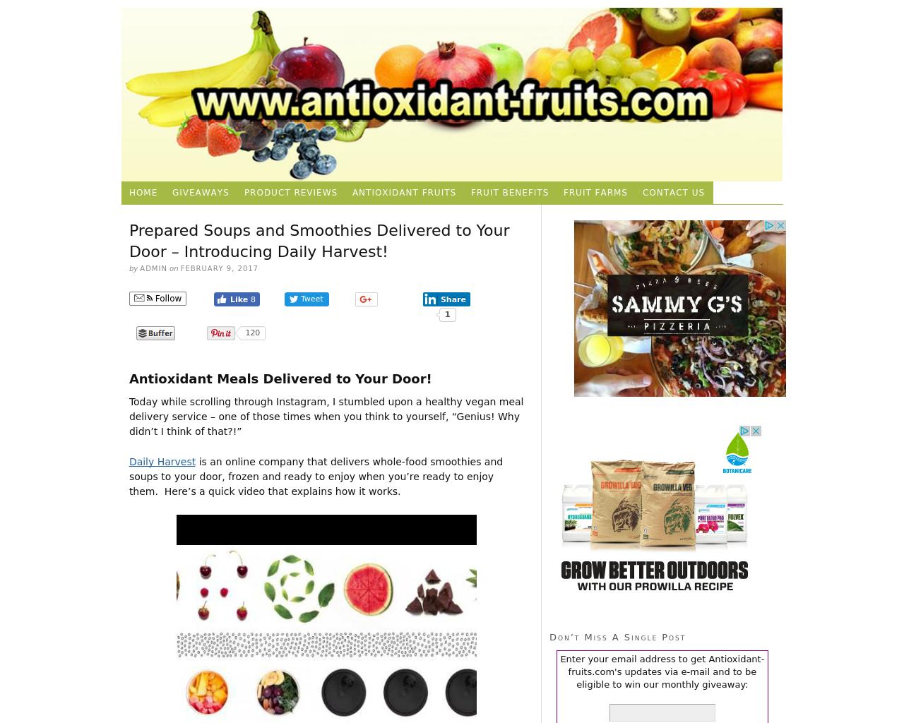 antioxidant-fruits.com-Advertising-Reviews-Pricing