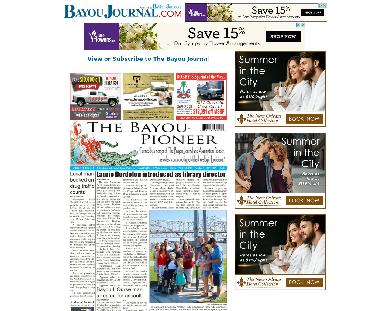 The-Bayou-Journal-Advertising-Reviews-Pricing