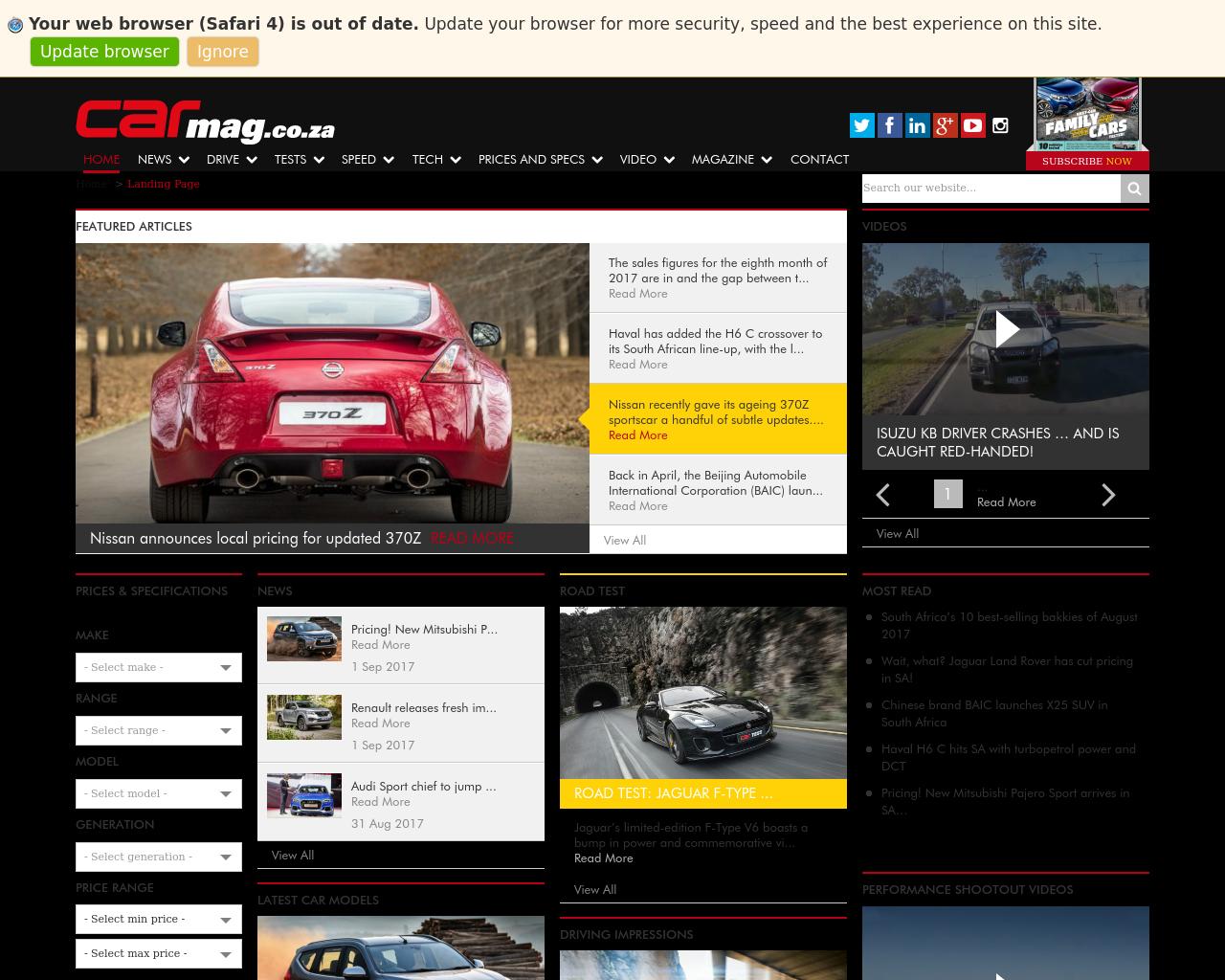 CarMag.co.za-Advertising-Reviews-Pricing
