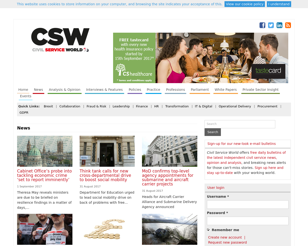 Civil-Service-World-Advertising-Reviews-Pricing