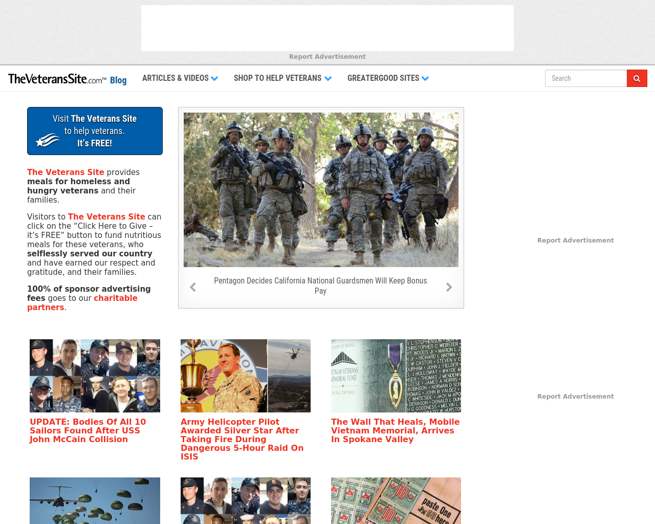 The-Veterans-Site-Blog-Advertising-Reviews-Pricing