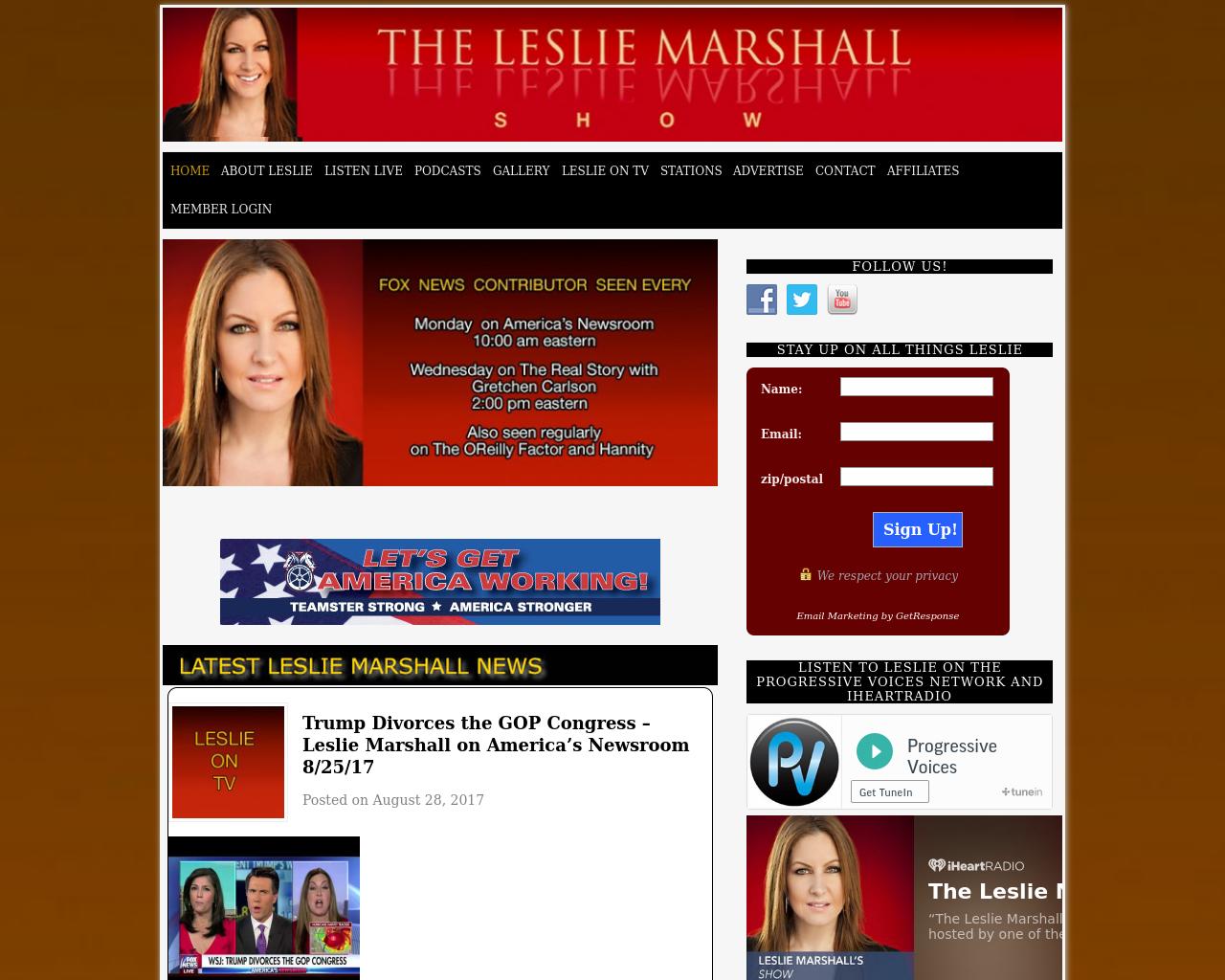 Lesliemarshallshow-Advertising-Reviews-Pricing