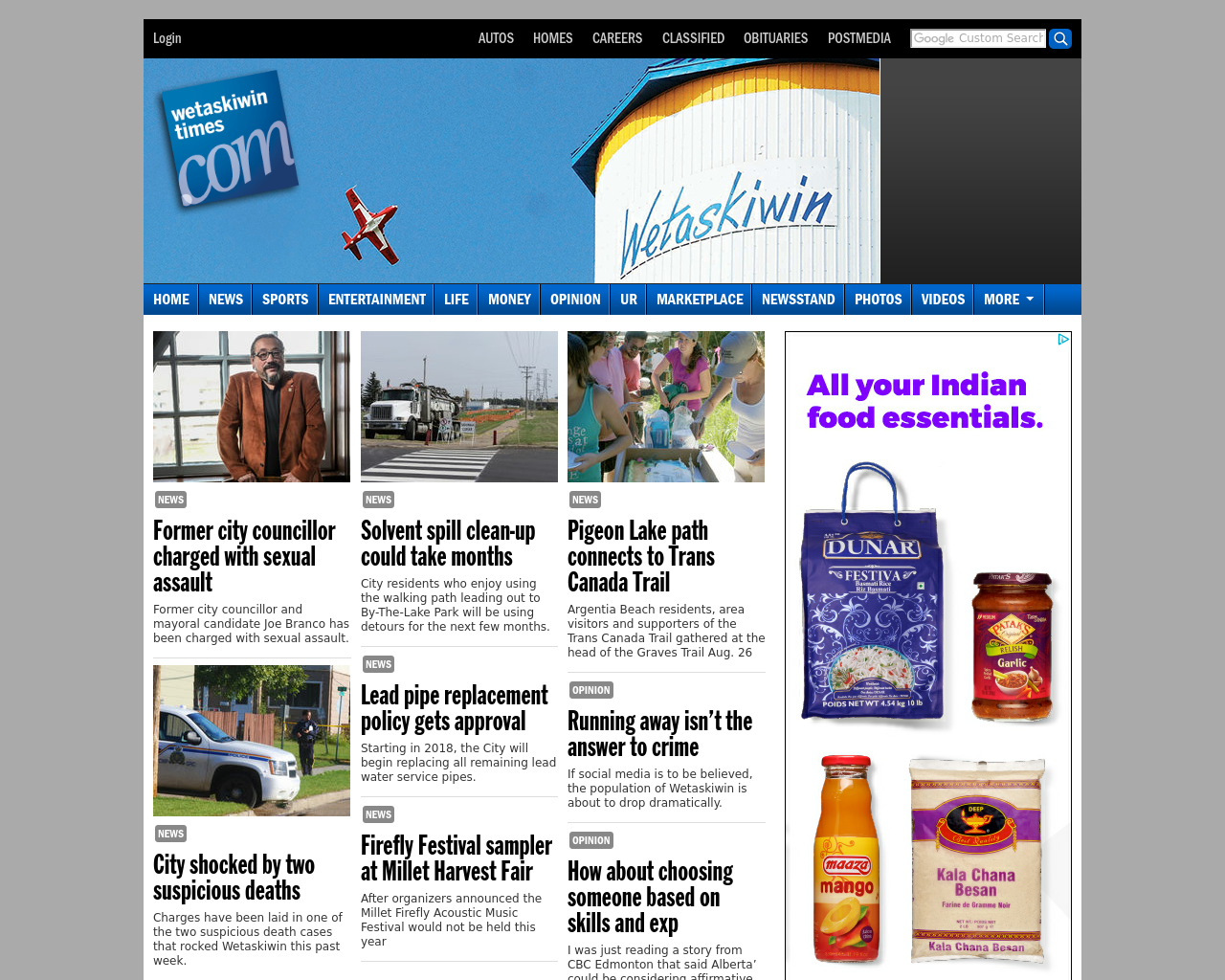 Wetaskiwin-Times-Advertising-Reviews-Pricing