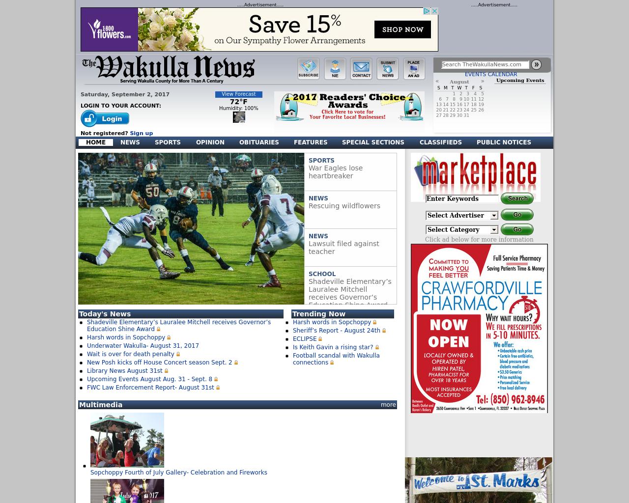 The-Wakulla-News-Advertising-Reviews-Pricing